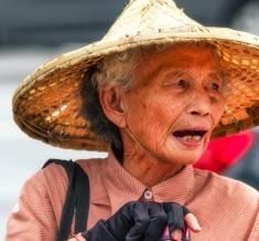 Taiwan-Lady