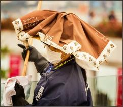 Umbrella-Hat